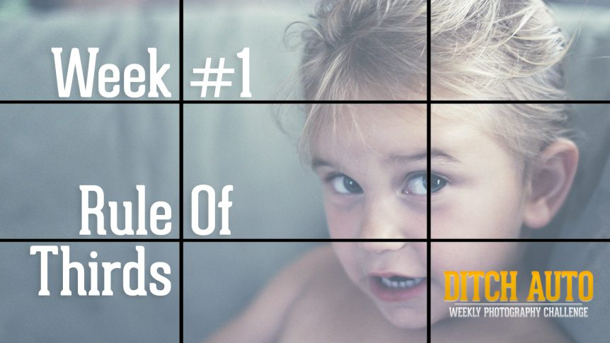 Rule of Thirds Photography Challenge