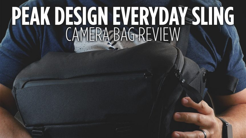 Peak Design Everyday Sling 10L Review