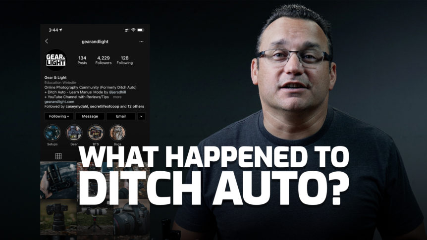 What Happened to Ditch Auto?